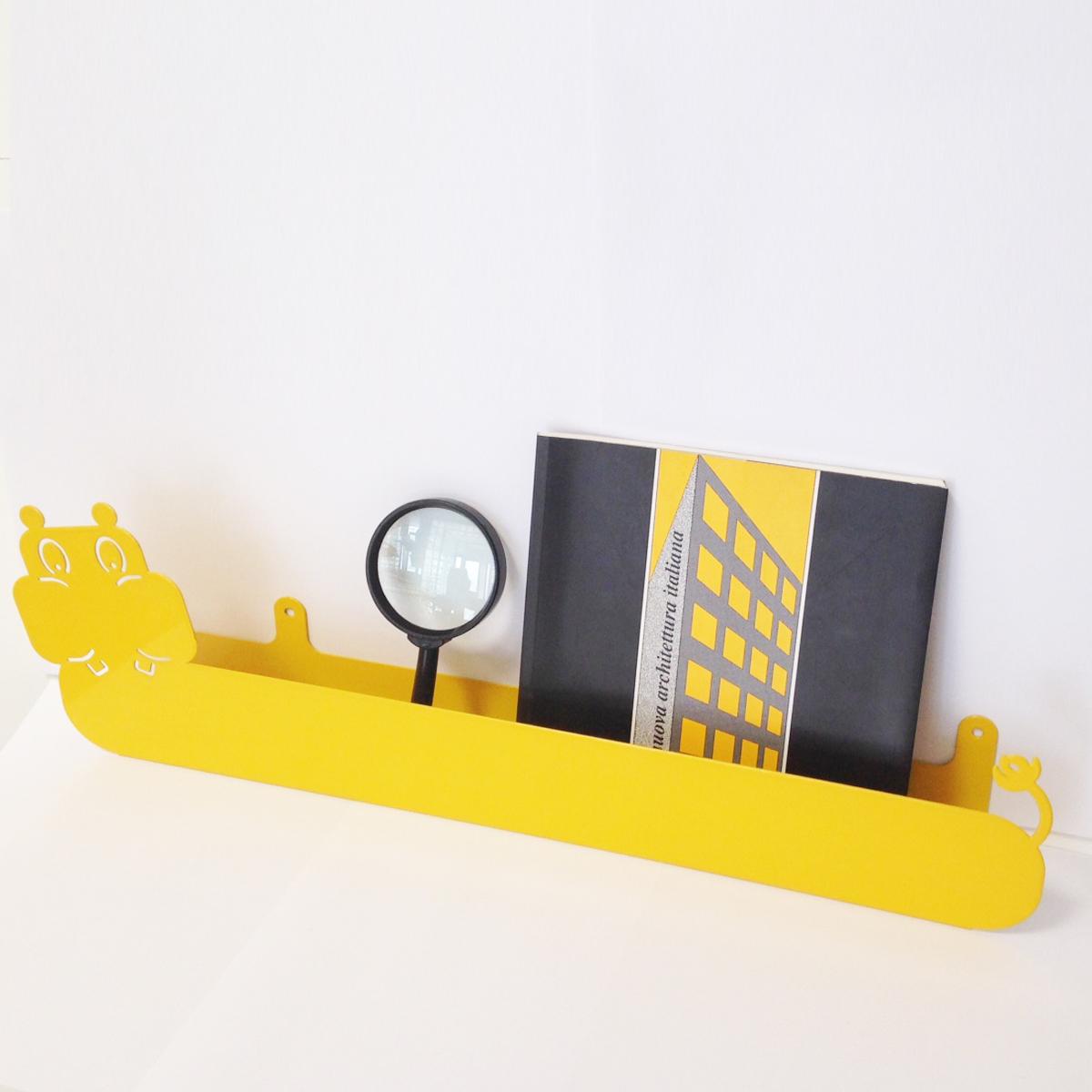 Hippo for Things - Mensole cameretta - Zanzotti Design
