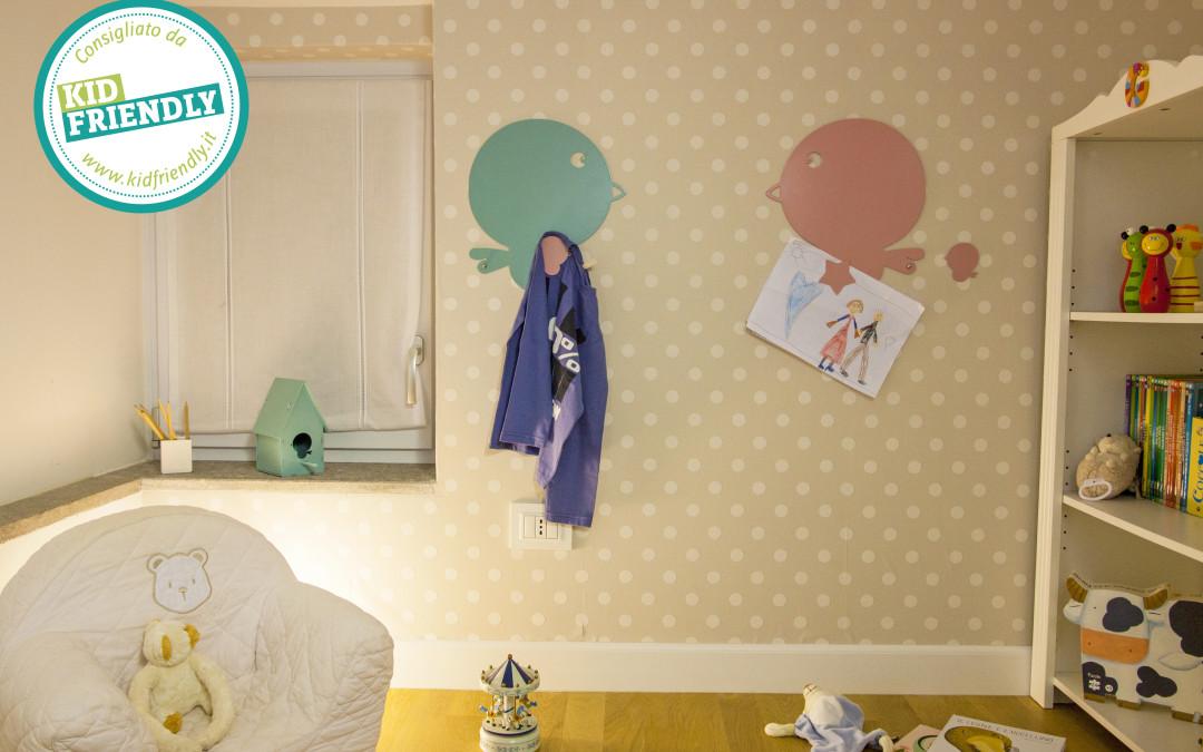 Camerette bambini: sicurezza certificata Kid Friendly per Zanzotti Design