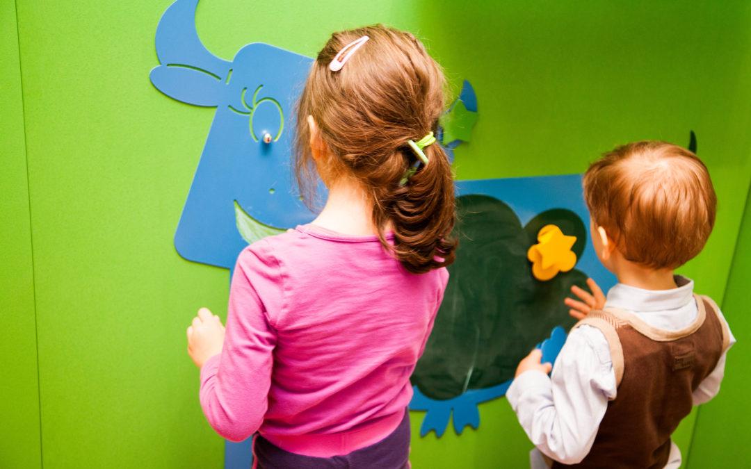 Camerette bambino: elementi d'arredo per la crescita e le esigenze dei più piccini