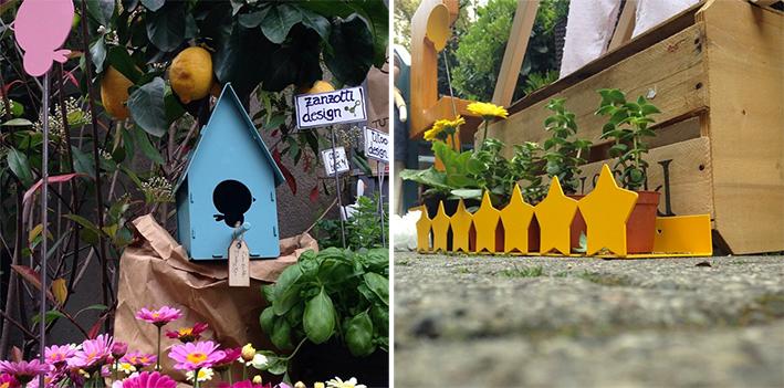 Arredo esterni: utili idee per terrazzi e giardini