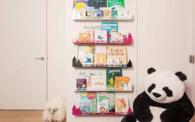 Mensola, scaffale per libri: disegna la tua libreria personalizzata!